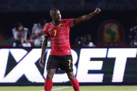 Angola tahan seri Tunisia 1-1