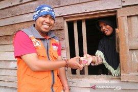 Ekspedisi Rumah Zakat sebar kurban ke pedalaman Aceh