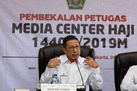 Menteri Agama berharap kuota tambahan haji 10.000 berlaku permanen