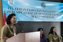 Pemkot Denpasar adakan latihan manajemen usaha rumah tangga