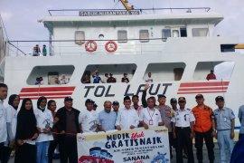 Kementerian Perhubungan tambah delapan kapal tol laut di Maluku Utara