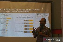 Selama 2018, Gojek sumbang Rp2,1 triliun untuk perekonomian Kota Bandung