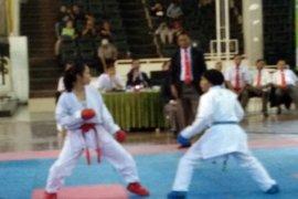 Karate sumbang emas perdana bagi Asahan