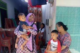 Hidup semakin mendesak, keluarga KPPS meninggal berharap santunan segera diberikan