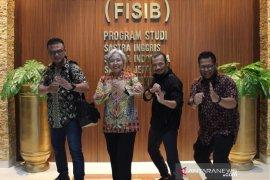 Hadir di Bogor, Aktor Hollywood Cecep Arif Rahman kenang masa kuliah
