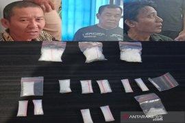 BNNP Kalsel tangkap pengedar narkoba jaringan pedesaan