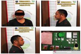 Polisi tangkap karyawan swasta miliki 10 paket sabu