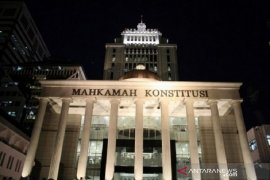Jokowi-KH Ma'ruf Amin tak akan  hadiri sidang putusan MK