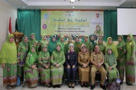 """Chusnunia Pastikan Bersama Arinal Wujudkan """"Rakyat Lampung Berjaya"""" Bersama Muslimat NU"""