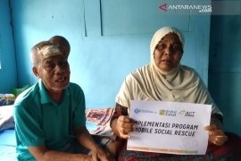 ACT dampingi penderita tumor otak asal  Aceh