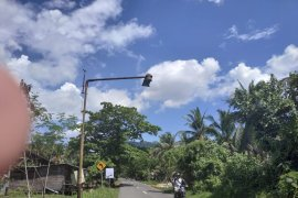 Traffic light rusak, pengendara harus waspada di malam hari