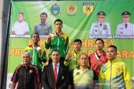 Medan tambah 3 emas karate Porprov Sumut 2019
