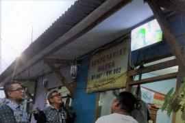 Pemkot Tangerang  resmikan kampung tertib dan aman
