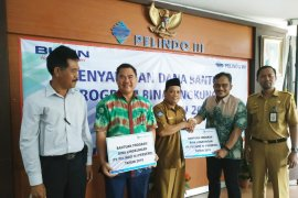 Pelindo targets to donate Rp.4.4 billion for the environment