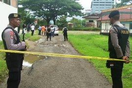 Polres SBB  rekonstruksi kasus pembunuhan warga hualoy