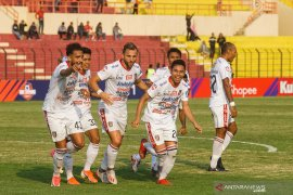 Persebaya vs Bali United berakhir imbang 1-1