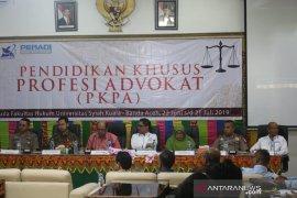 FH Unsyiah bertekad cetak advokat berintegritas