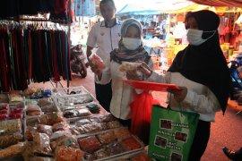 BPOM temukan kerupuk mengandung Rhodamin di Pasar Tanjung