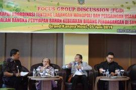 KPPU-Pemprov Sumut siapkan kebijakan tekan persaingan tidak sehat