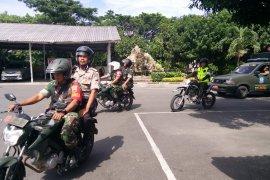 Jelang putusan MK, Polres Binjai patroli gabungan libatkan TNI dan Satpol PP
