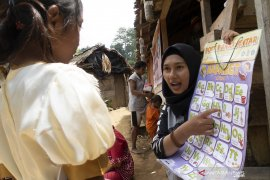 Dikbud-PKK Kabupaten Gorontalo memfasilitasi pendidikan Suku Polahi
