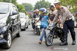 Razia pajak kendaraan