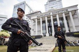 Polisi di Bogor gencar patroli tengah malam jelang sidang putusan MK