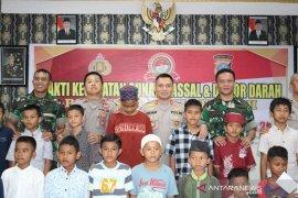 Polres Tapteng Khitan gratis 40 anak dari keluarga tidak mampu