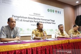Kutim Masuk Kalfor Project , Rencanakan Pengelolaan ABKT dan Penyelamatan Hutan