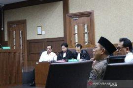 Pengamat : Menteri jadi saksi kasus korupsi tidak efektif diganti