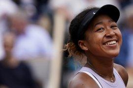 Naomi Osaka melaju di Cincinnati Masters