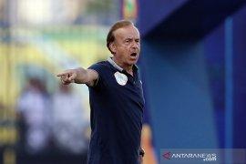 Nigeria pastikan lolos ke babak selanjutnya tapi pelatih bertekad amankan posisi puncak Grup B