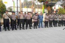 Polisi Bekasi antisipasi pergerakan massa ke MK