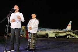 Dunia usaha gembira Presiden Jokowi terpilih kembali