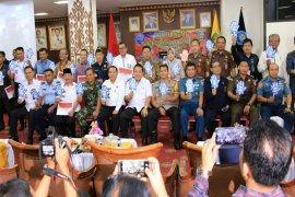 Gubernur Lampung Arinal Djunaidi Akan Bentuk BNN Di Seluruh Kabupaten/Kota