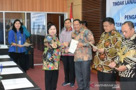 Wali Kota Padangsidimpuan tindaklanjuti rekomendasi BPK