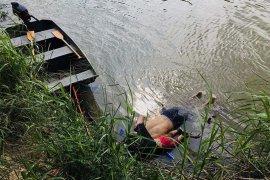 Gambar migran yang tenggelam bukti kegagalan atas penanganan keputusasaan