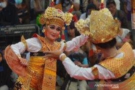 Pagelaran tari klasik Bali