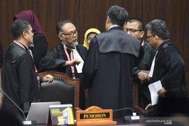 Hakim MK tidak bantah adanya kecurangan pada Pilpres 2019