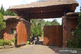 Rumah Prabowo sepi hingga sore hari saat bacakan putusan MK