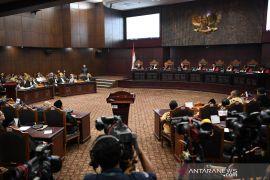 Hakim: Dalil pemohon tidak beralasan menurut hukum