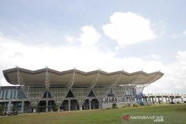 Kebakaran terjadi di lahan wilayah Bandara Kertajati Kabupaten Majalengka