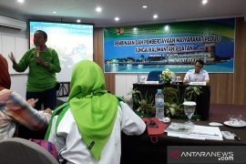 BWS forms river-care communities in South Kalimantan
