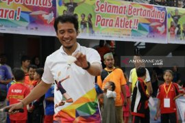 Ratusan atlet di Sumatera ikuti turnamen bulutangkis di Aceh Barat