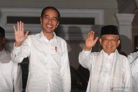 Jokowi memilih orang-orang hebat jadi menteri periode 2019-2024