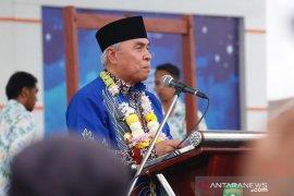 Isran Noor Minta Jokowi Prioritaskan Pembangunan Daerah