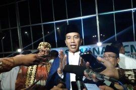 Reputasi Jokowi itu pandai merangkul lawan politik