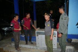 Anggota Polhut KPH Tabalong Sita Satwa Dilindungi