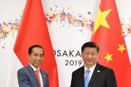 Presiden Jokowi berharap pertemuan Trump-Jinping temukan langkah terobosan