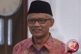 Ketum Muhammadiyah ucapkan selamat untuk Jokowi-Ma'ruf dan Prabowo-Sandiaga